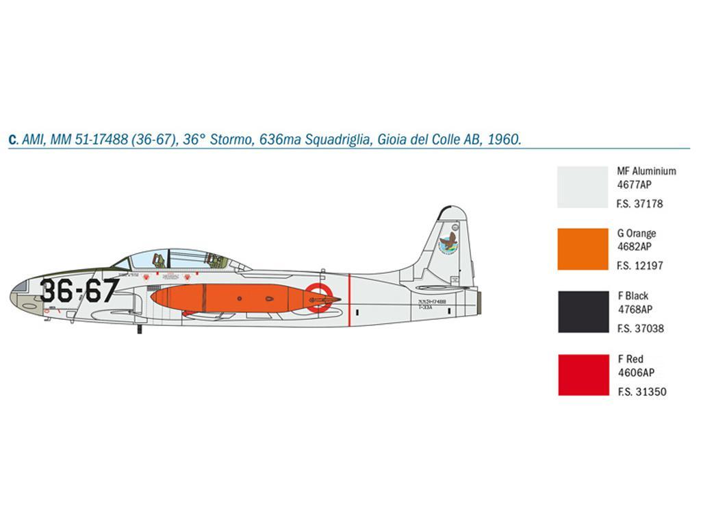 T-33A Shooting Star (Vista 6)