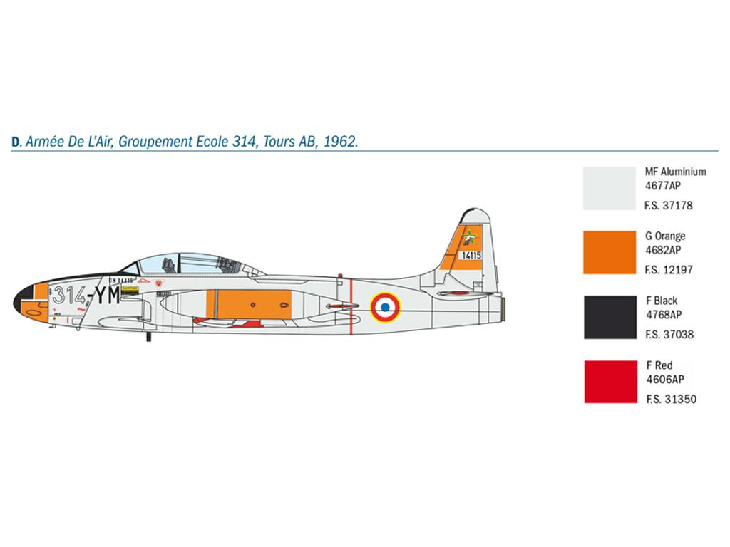 T-33A Shooting Star (Vista 7)