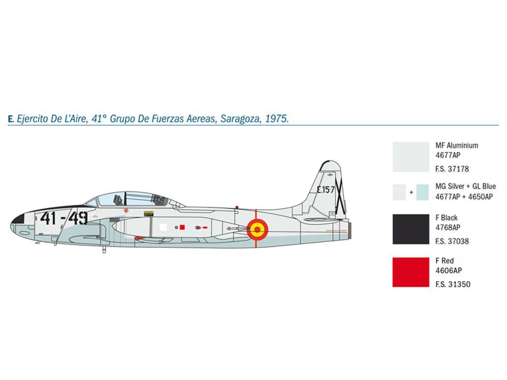 T-33A Shooting Star (Vista 8)