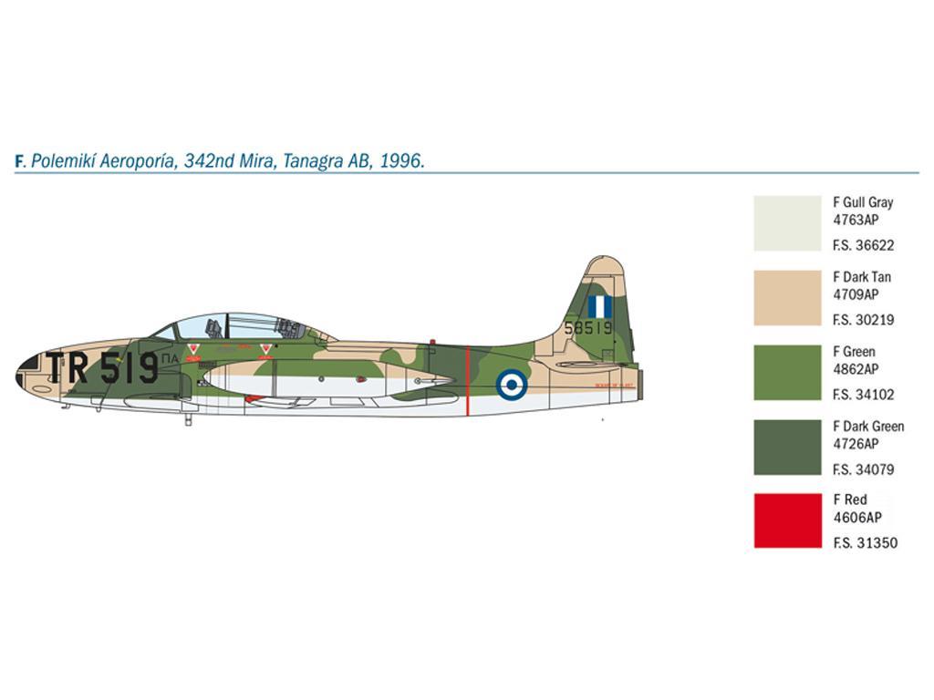 T-33A Shooting Star (Vista 9)