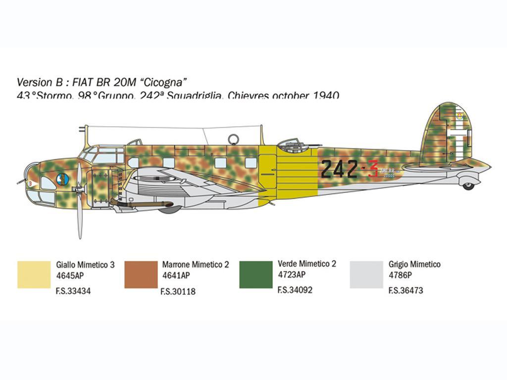Fiat BR.20 Cicogna (Vista 5)