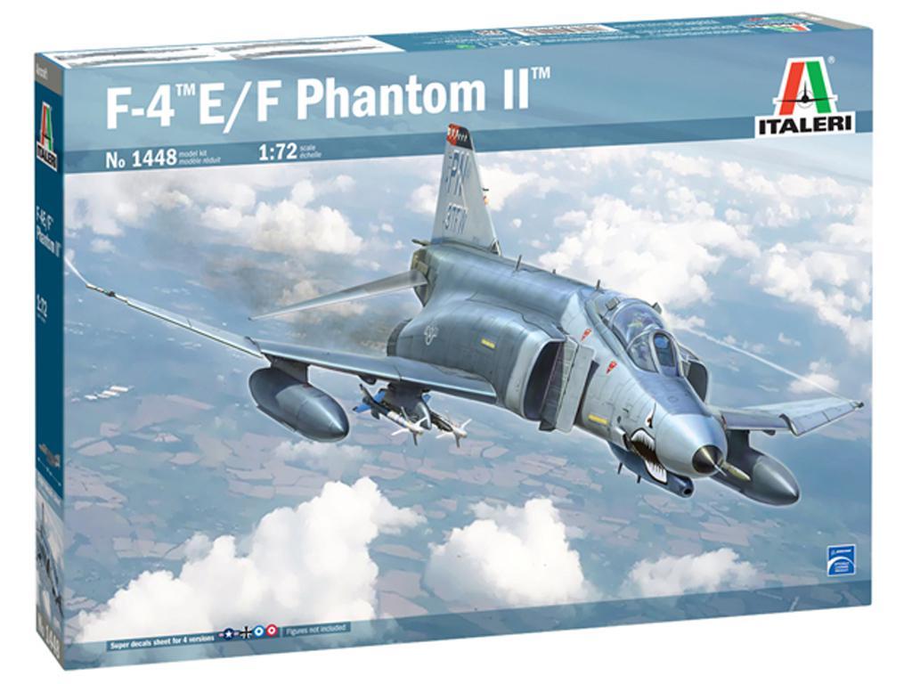 F-4E/F Phantom II (Vista 1)