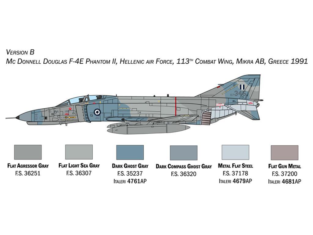 F-4E/F Phantom II (Vista 5)