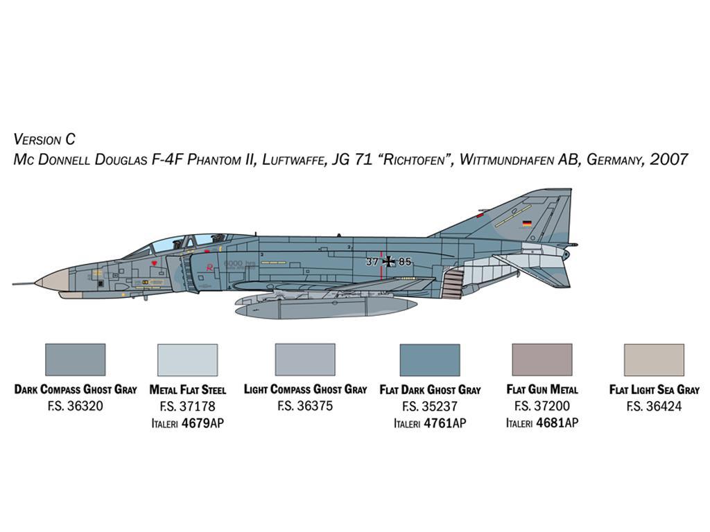 F-4E/F Phantom II (Vista 6)