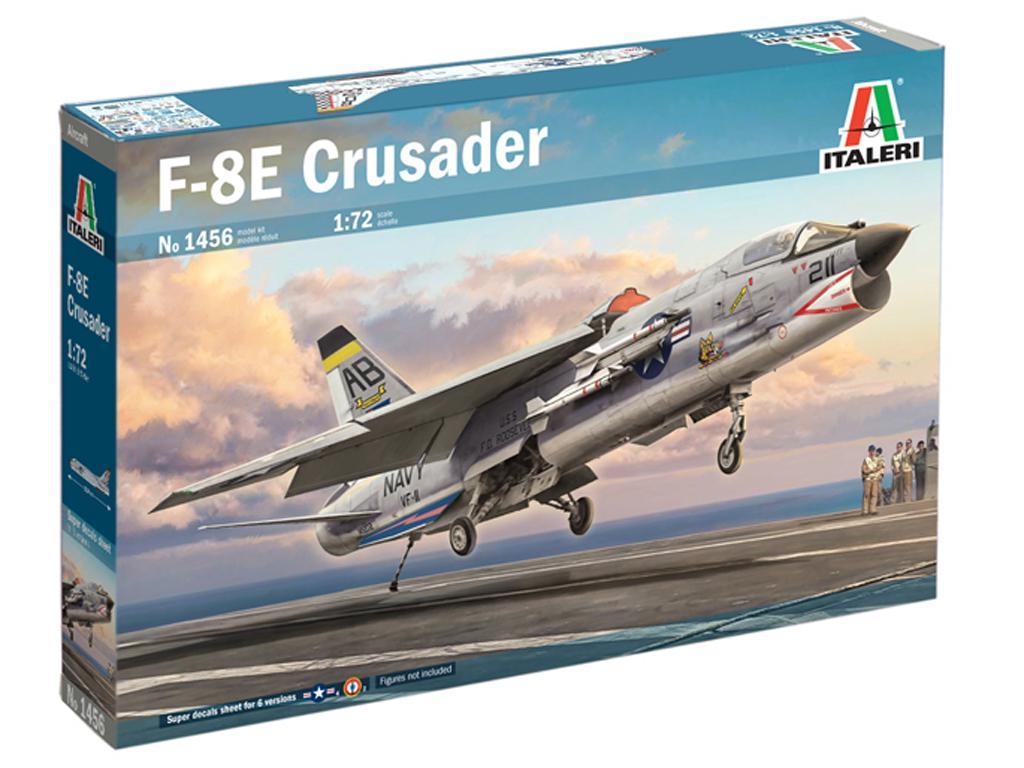 F-8E Crusader (Vista 1)