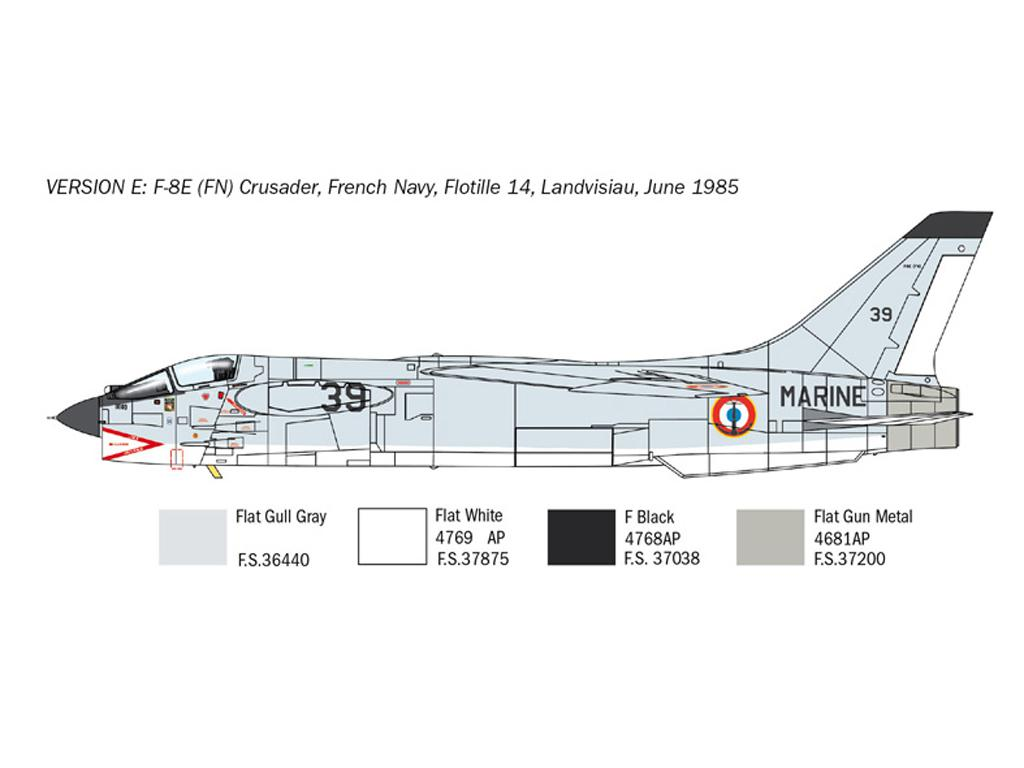 F-8E Crusader (Vista 2)