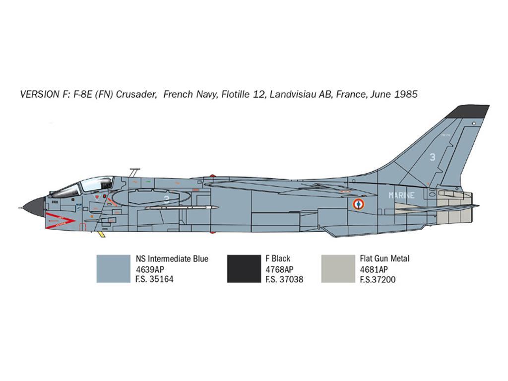 F-8E Crusader (Vista 9)