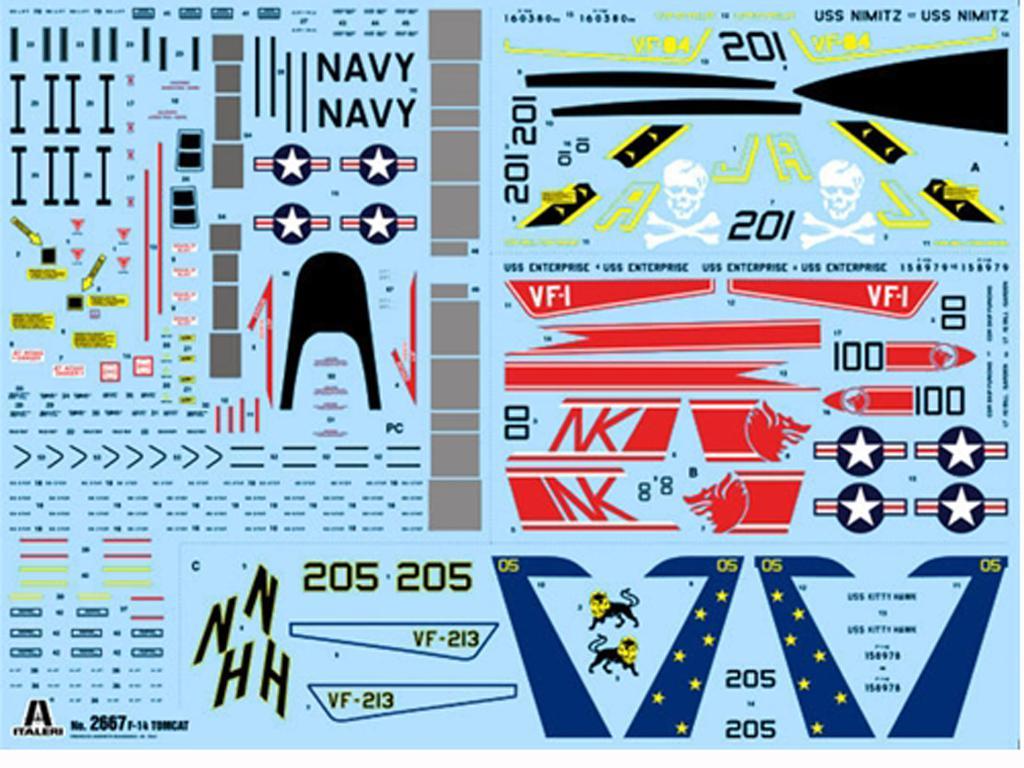 F-14 A Tomcat (Vista 2)