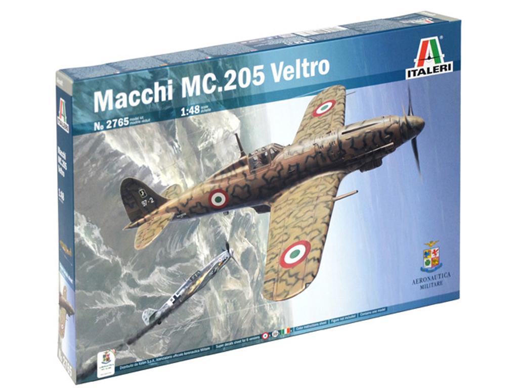 Macchi MC.205 Veltro (Vista 1)