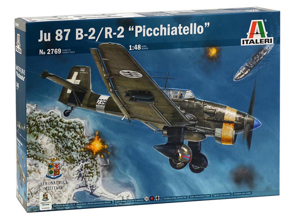 JU 87 B-2/R-2 Picchiatello (Vista 1)