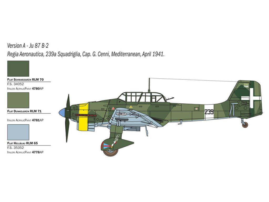 JU 87 B-2/R-2 Picchiatello (Vista 4)