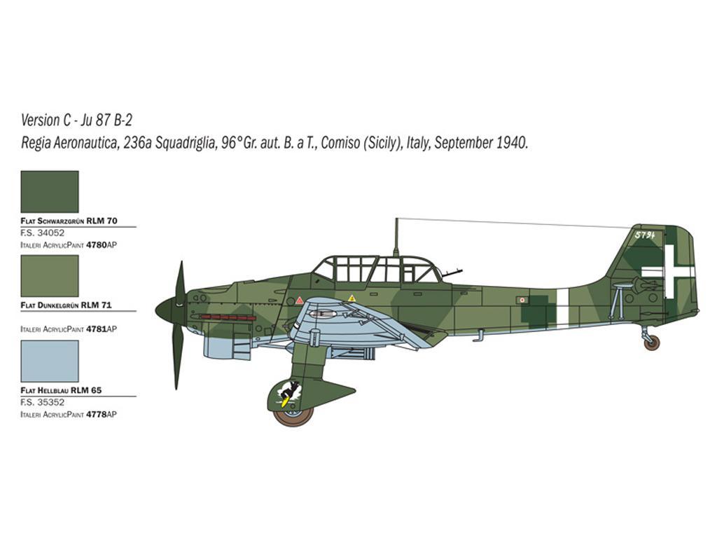 JU 87 B-2/R-2 Picchiatello (Vista 6)