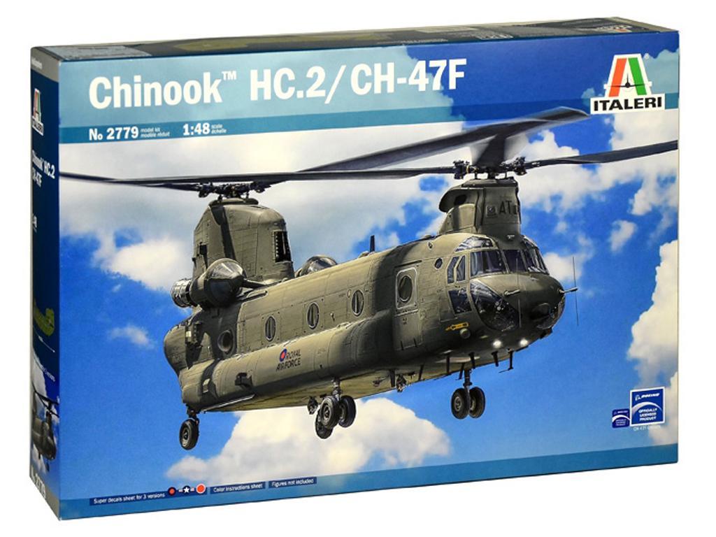 Chinook HC.2 CH-47F (Vista 1)