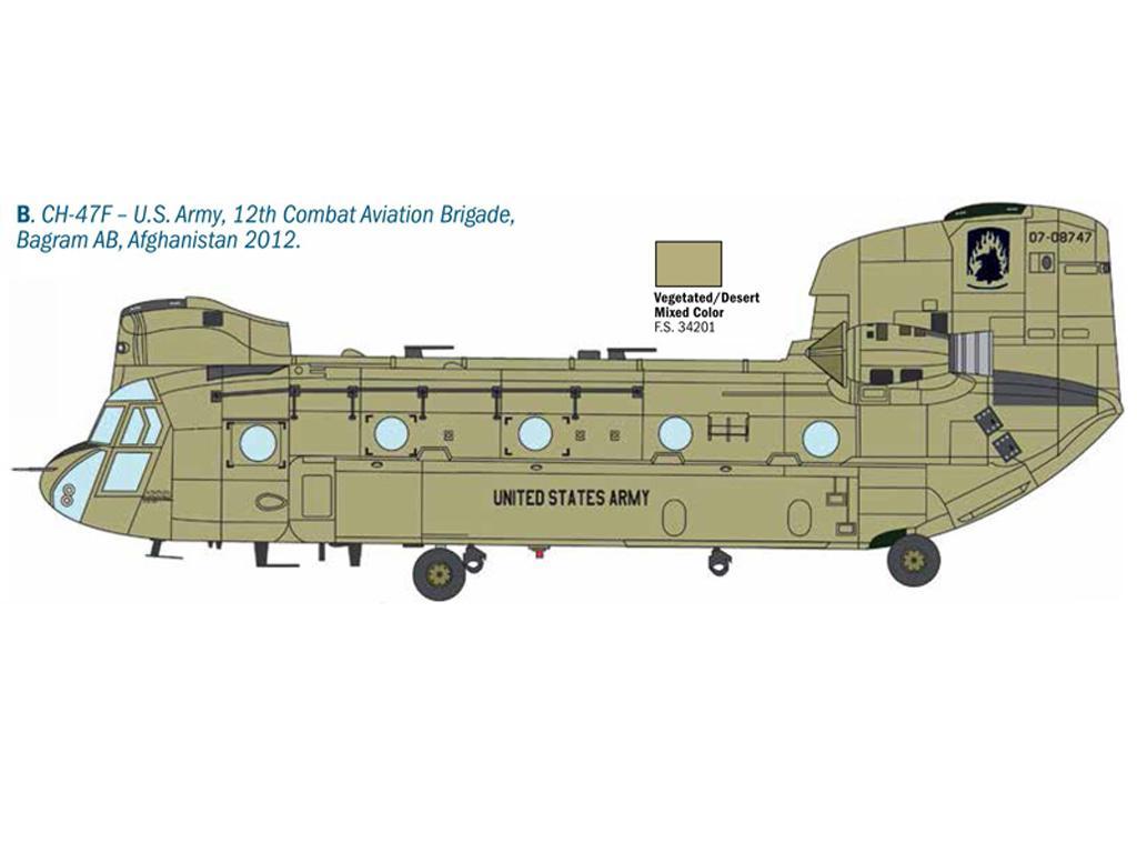 Chinook HC.2 CH-47F (Vista 4)