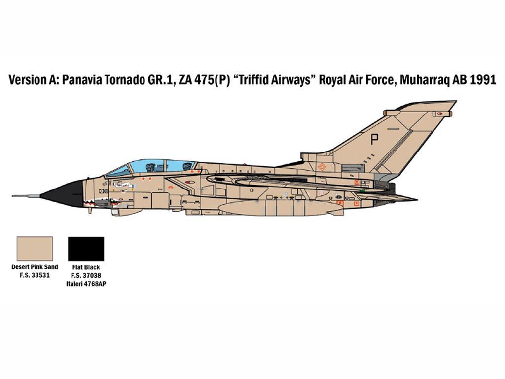 Tornado GR.1/IDS - Gulf War (Vista 4)