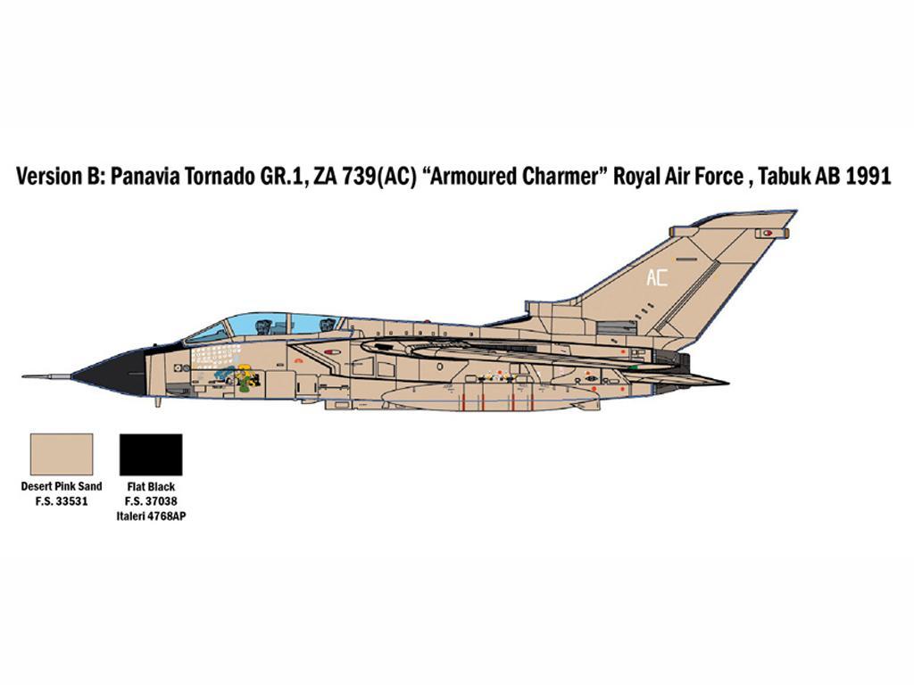 Tornado GR.1/IDS - Gulf War (Vista 5)