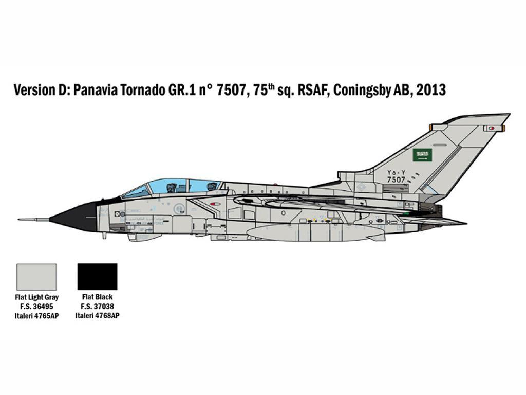 Tornado GR.1/IDS - Gulf War (Vista 7)