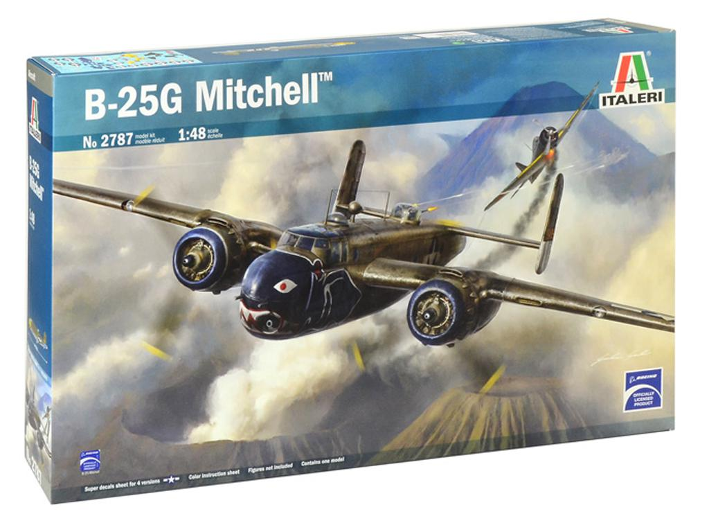 B-25G Mitchell (Vista 1)