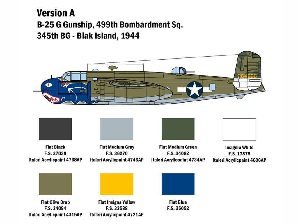 B-25G Mitchell (Vista 4)