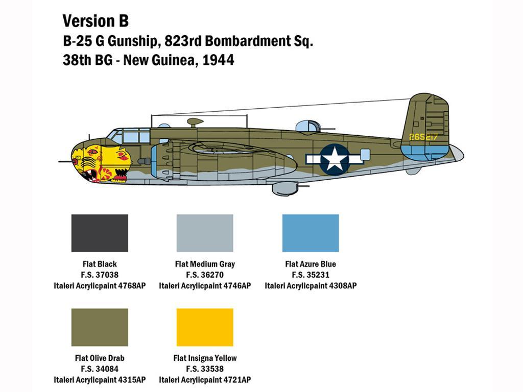 B-25G Mitchell (Vista 5)