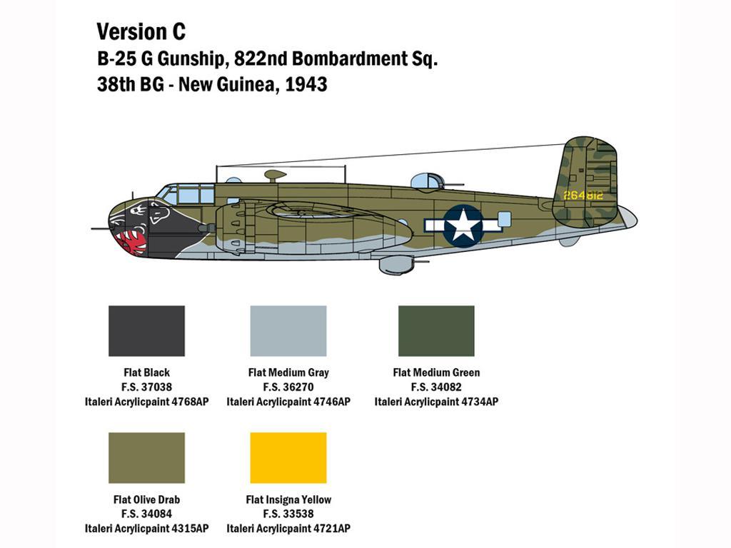 B-25G Mitchell (Vista 6)