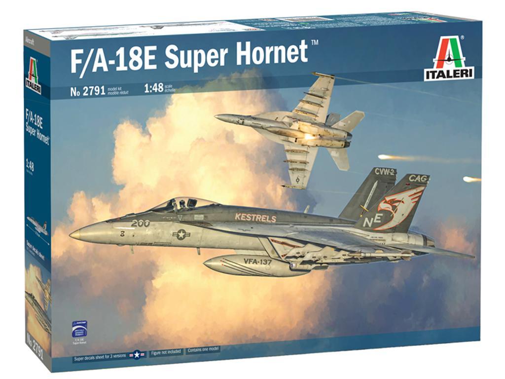 F/A-18E Super Hornet (Vista 1)