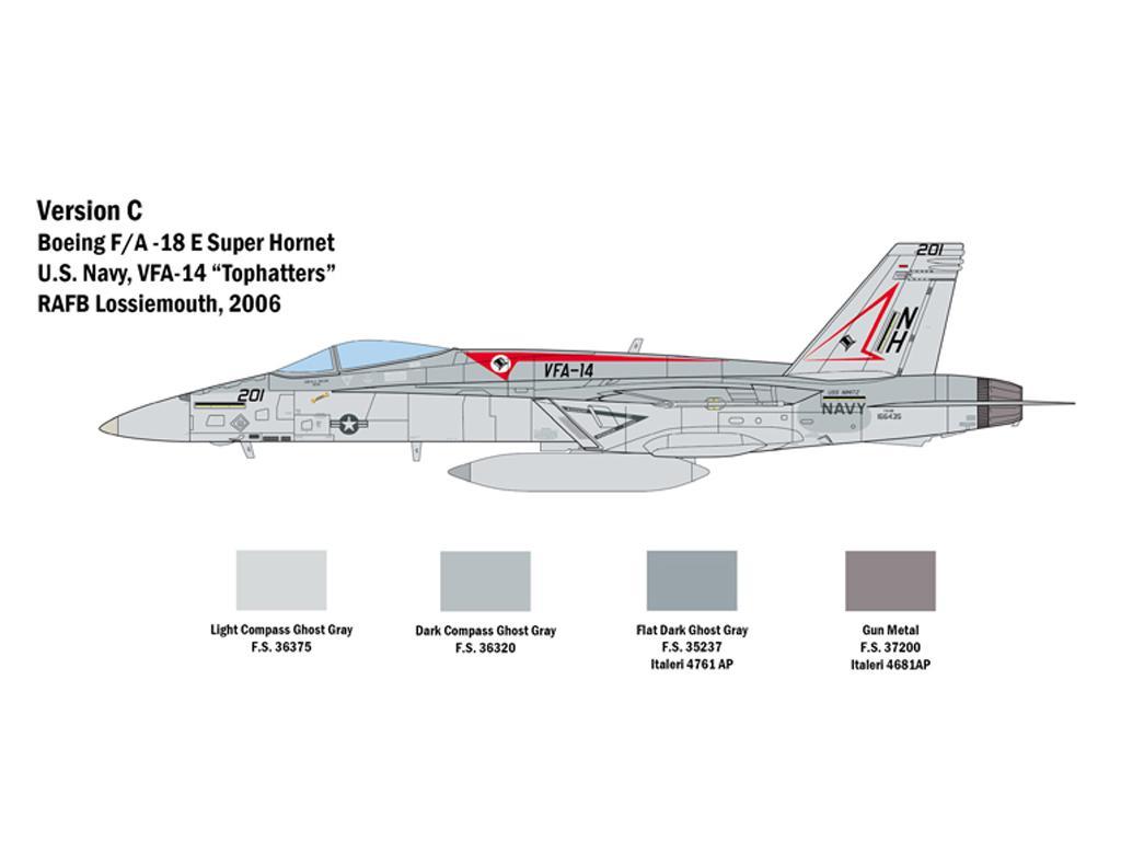 F/A-18E Super Hornet (Vista 2)