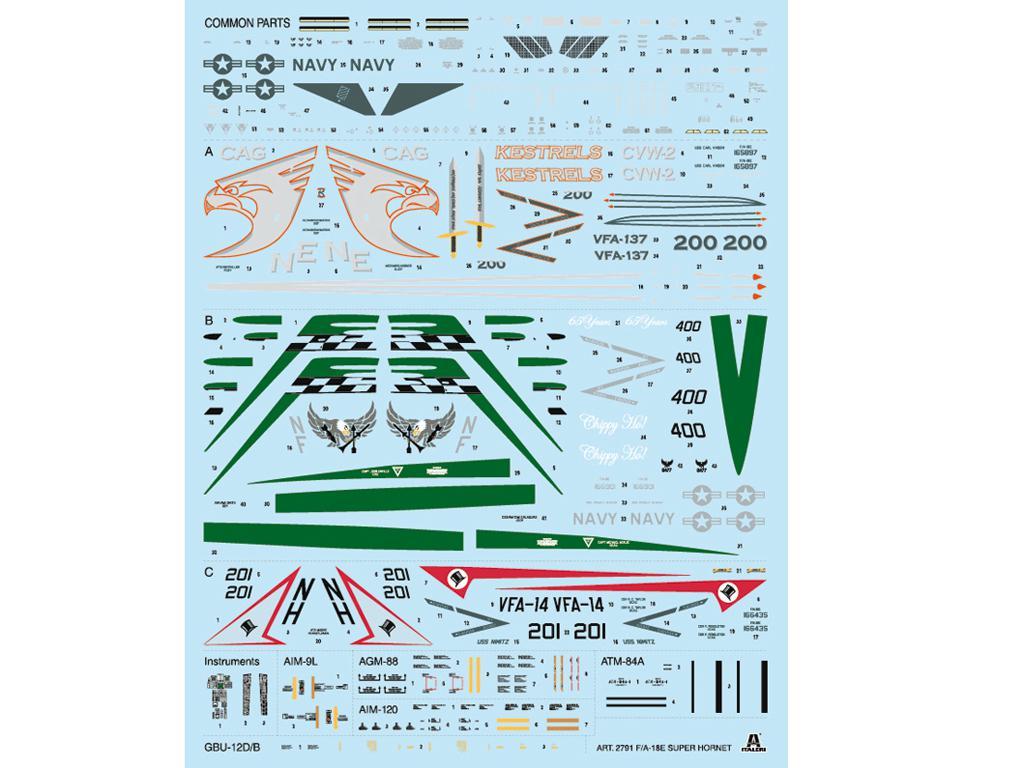 F/A-18E Super Hornet (Vista 3)
