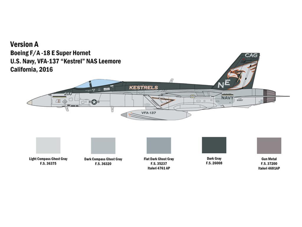 F/A-18E Super Hornet (Vista 4)