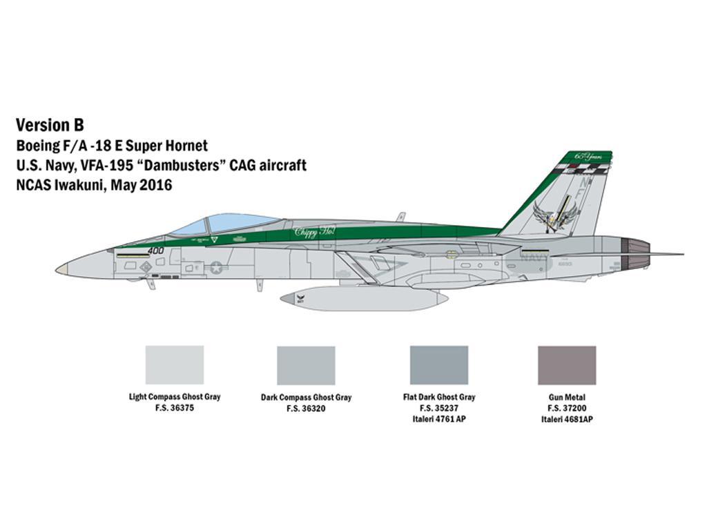 F/A-18E Super Hornet (Vista 5)
