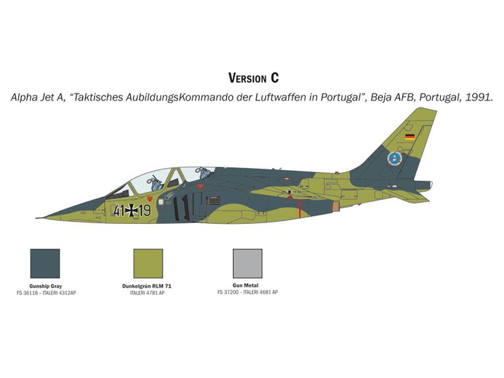Alpha Jet A/E (Vista 2)
