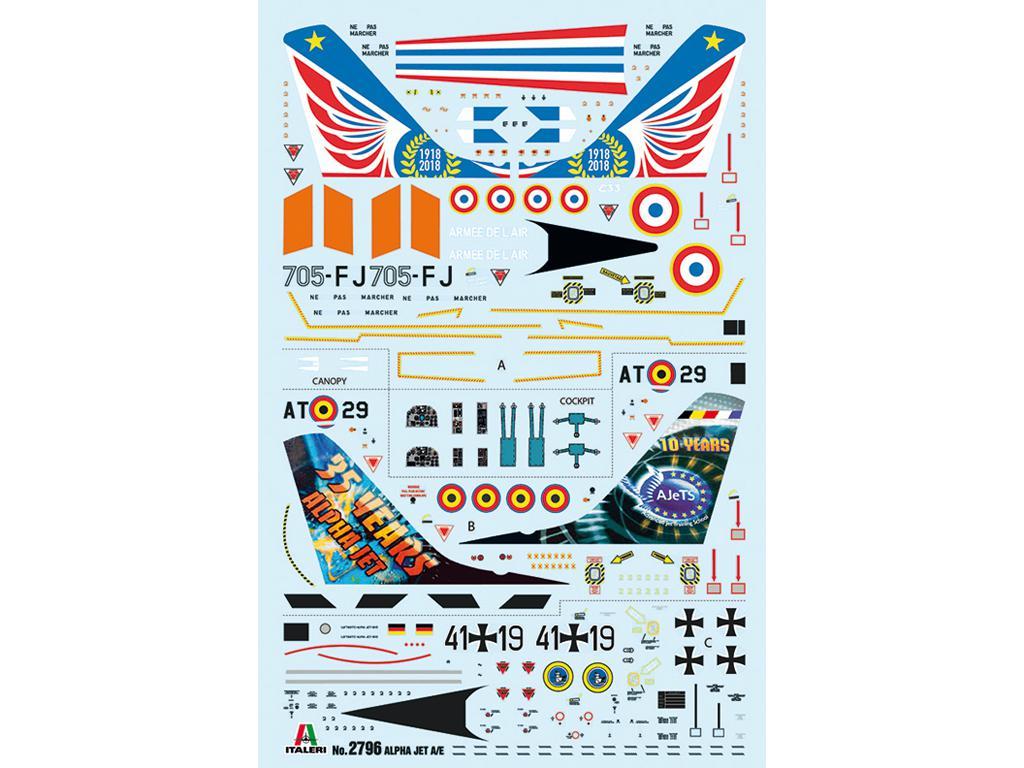 Alpha Jet A/E (Vista 3)