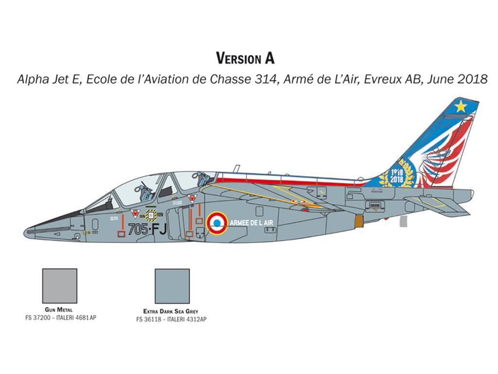 Alpha Jet A/E (Vista 4)
