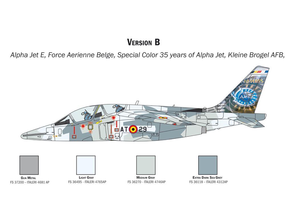 Alpha Jet A/E (Vista 5)