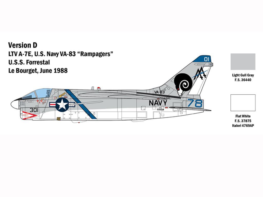 A-7E Corsair II (Vista 2)