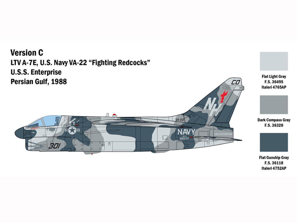 A-7E Corsair II (Vista 6)
