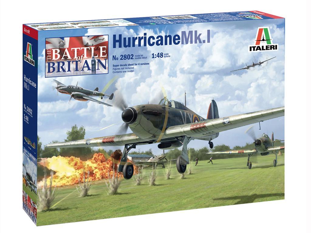 Hurricane Mk.I Battle of Britain (Vista 1)