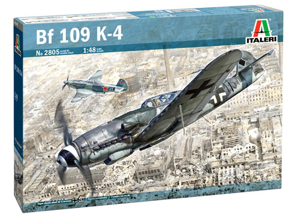 Bf 109 K-4 (Vista 1)