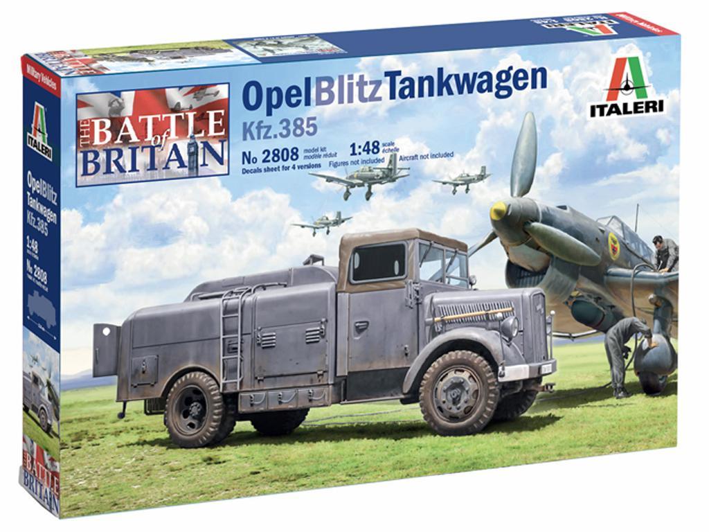 Opel Blitz Tankwagen Kfz.385 Battle of Britain (Vista 1)