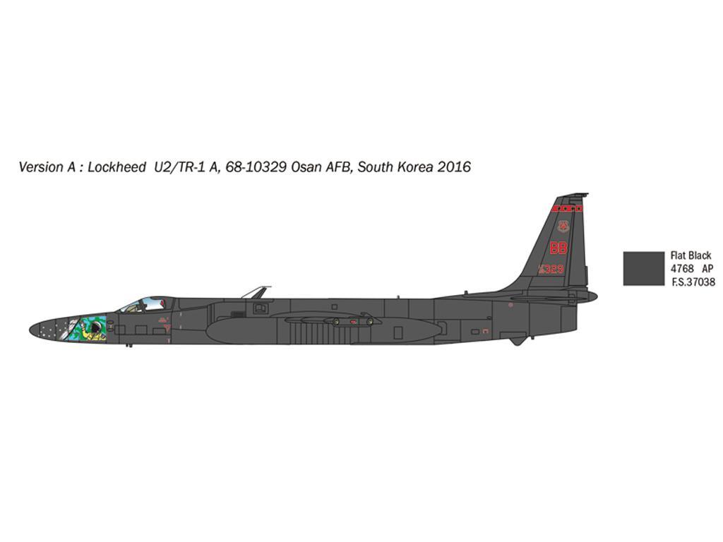Lockheed TR-1A/B (Vista 4)