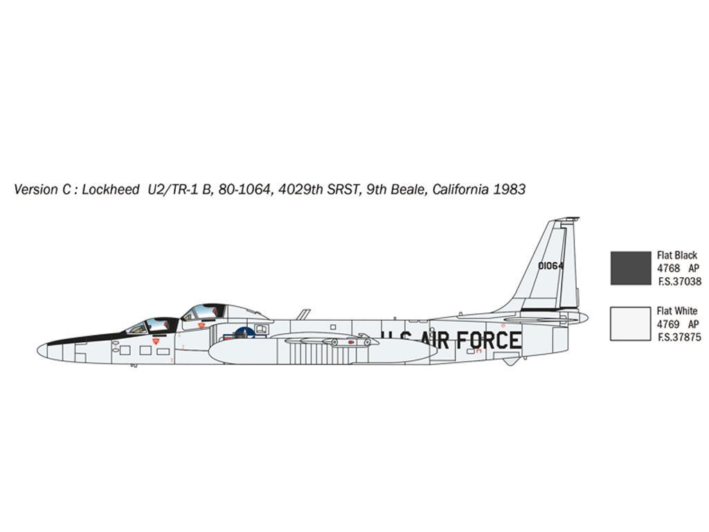 Lockheed TR-1A/B (Vista 6)