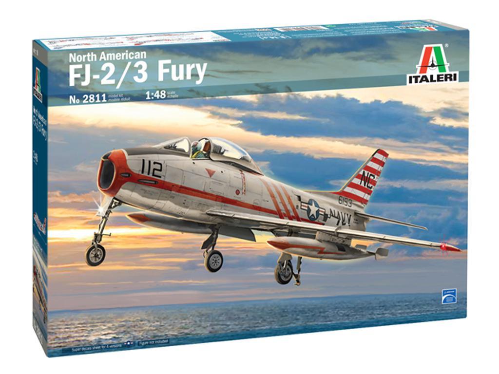 North American FJ-2/3 Fury (Vista 1)