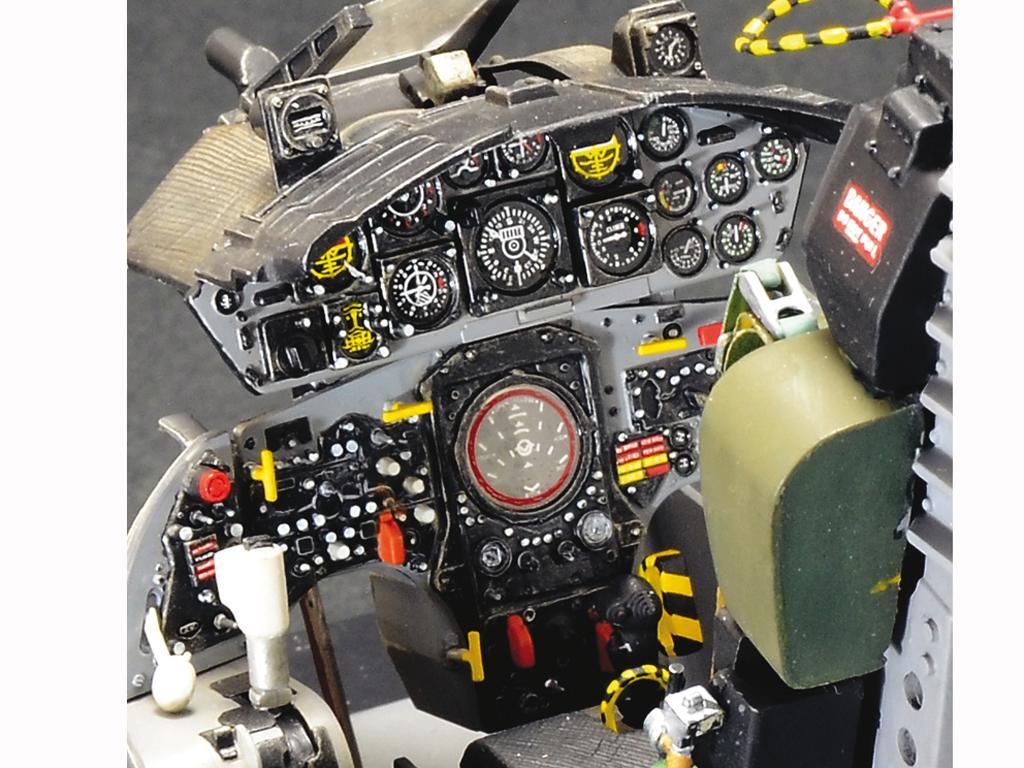 F-104 G Cockpit (Vista 2)