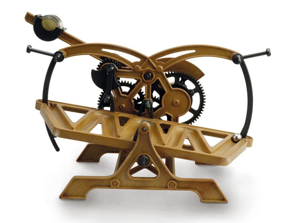 Temporizador de bola rodante (Vista 2)