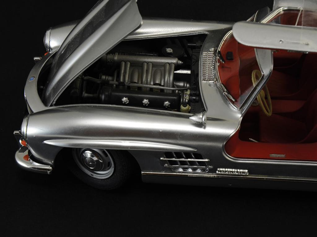 Mercedes-Benz 300SL Gullwing (Vista 9)
