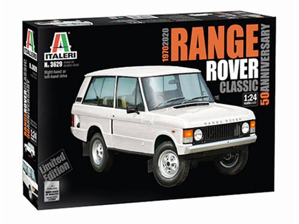 Range Rover Classic 50th Anniversary (Vista 1)