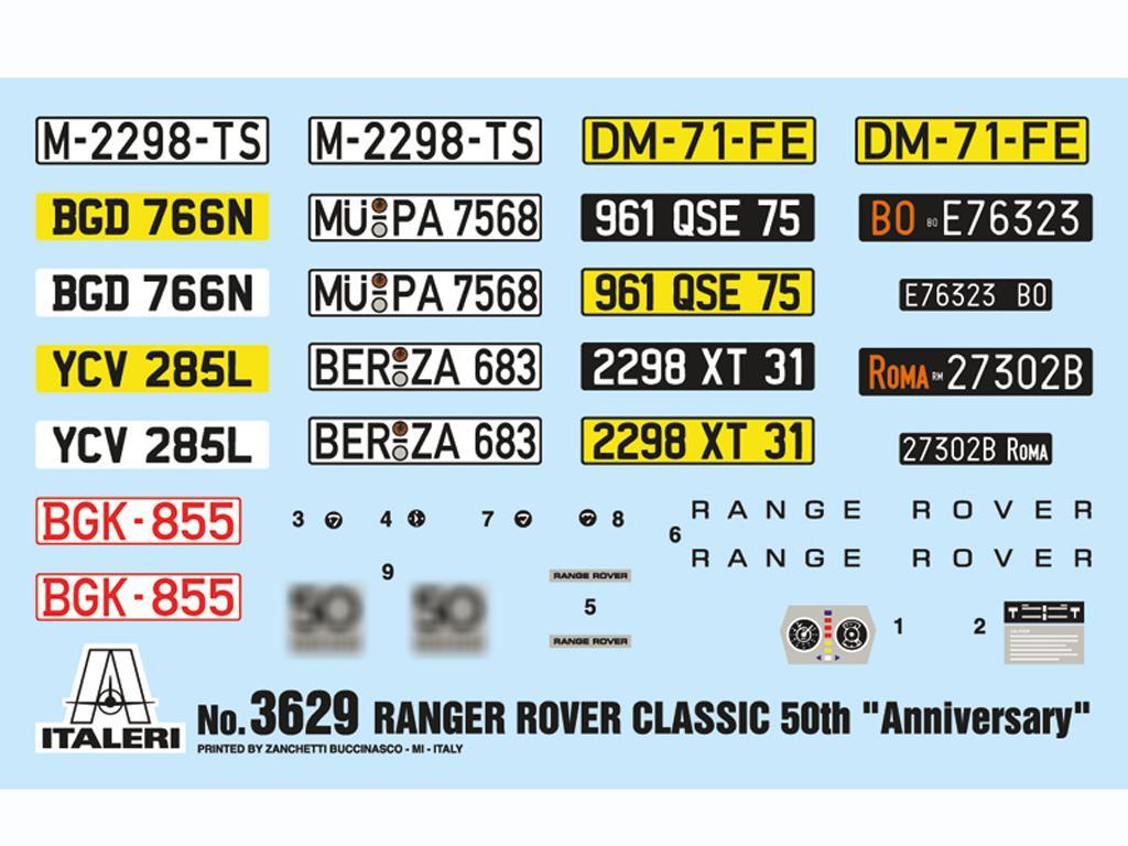 Range Rover Classic 50th Anniversary (Vista 2)