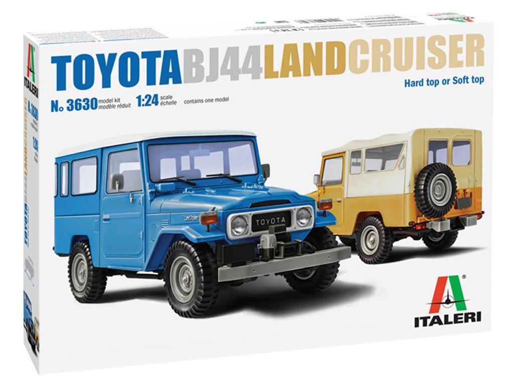 Toyota BJ44 Land Cruiser (Vista 1)