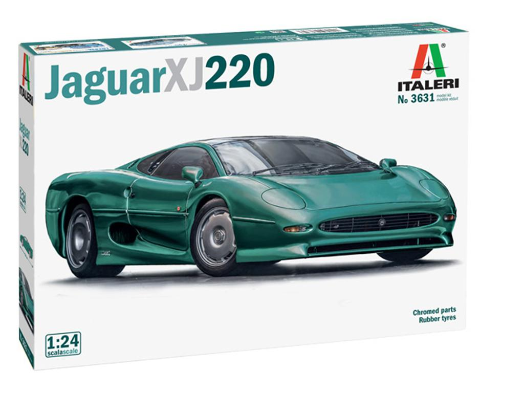 Jaguar XJ 220 (Vista 1)