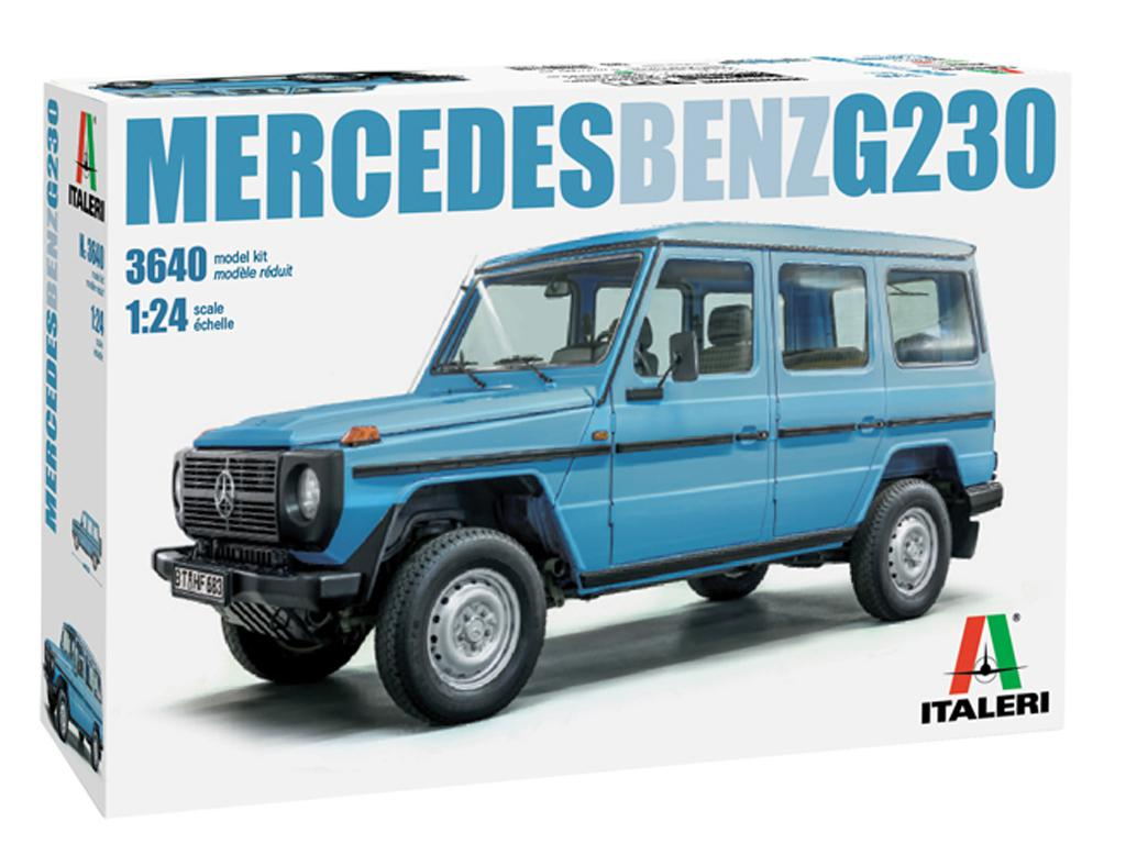 Mercedes-Benz G230 (Vista 1)